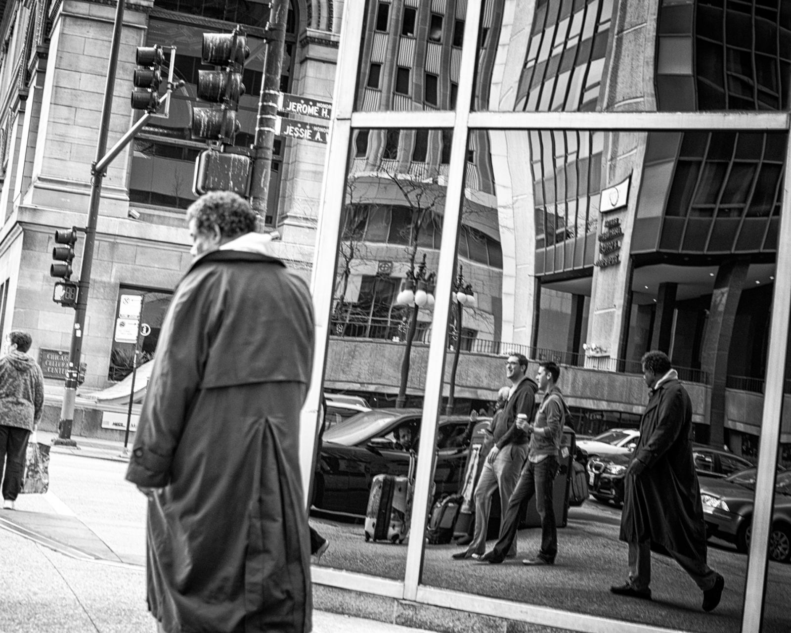 Michigan and Randolph, Chicago 2012