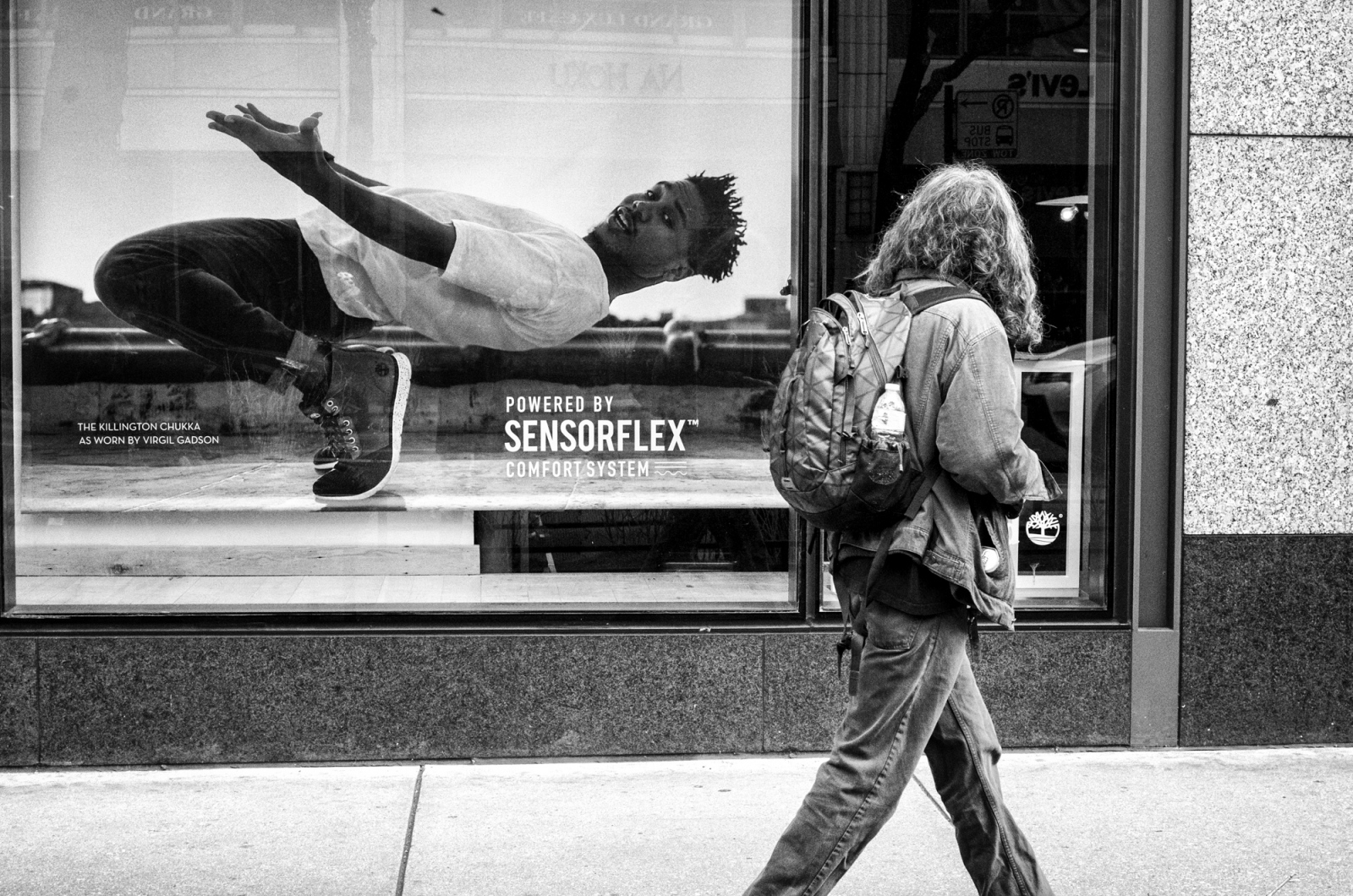 Art and Documentary Photography - Loading Storefront__Michigan_Ave__Chicago_2017.jpg