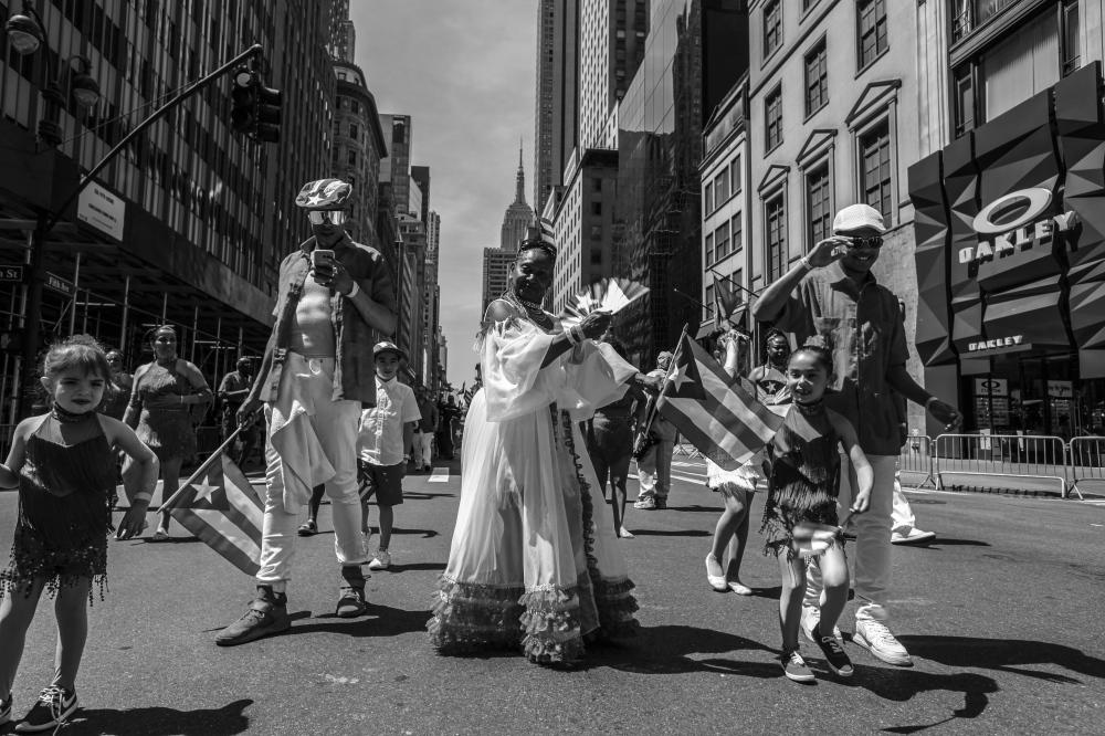 Photography image - Loading Puertorrican_Parade_4.jpg