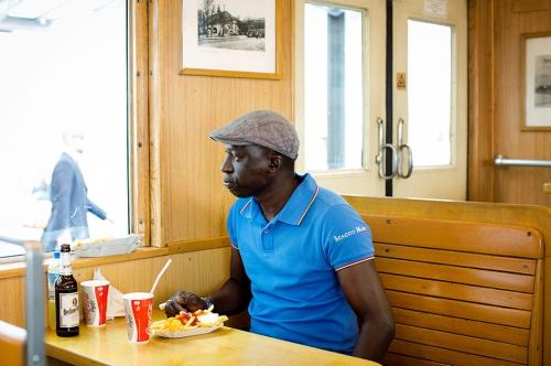 The fishtrain of Mr. Mbaye