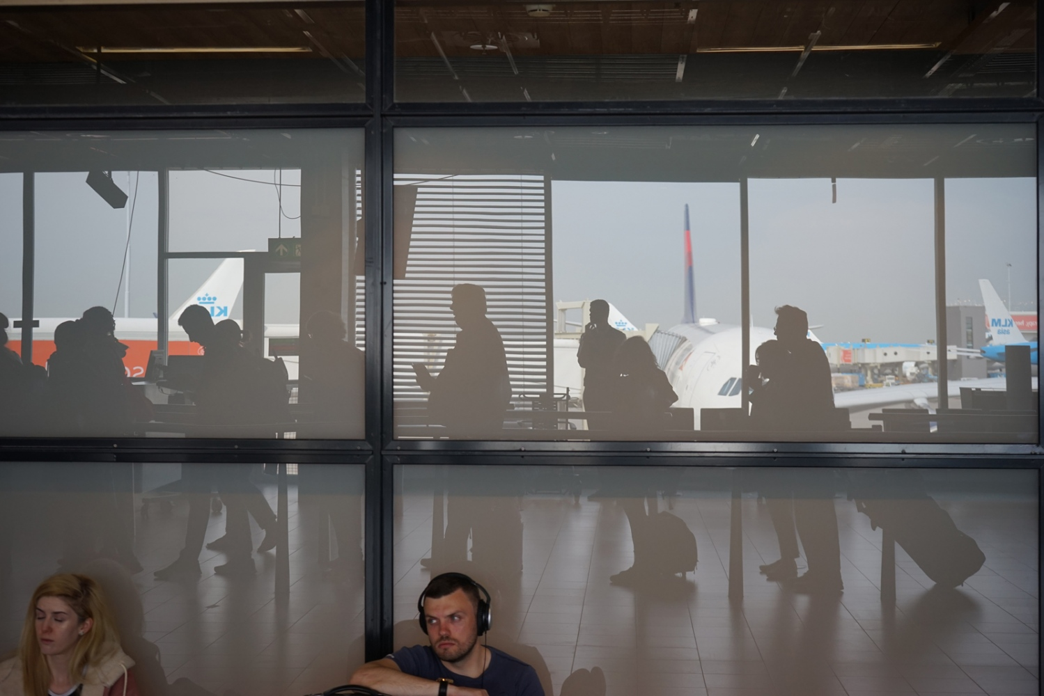 Art and Documentary Photography - Loading Schiphol_Departures__sdeswaan.jpg