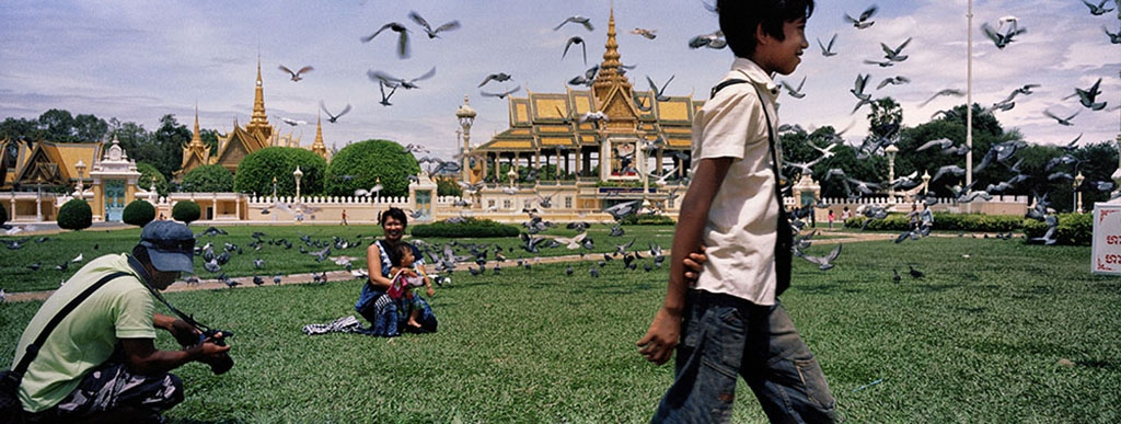 "Royal Palace, Phnom Penh, Cambodia. ""The..."
