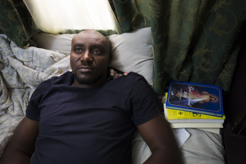 Uche Chukwu Ezeogu, 35, Accountant, Abuja, Nigeria.
