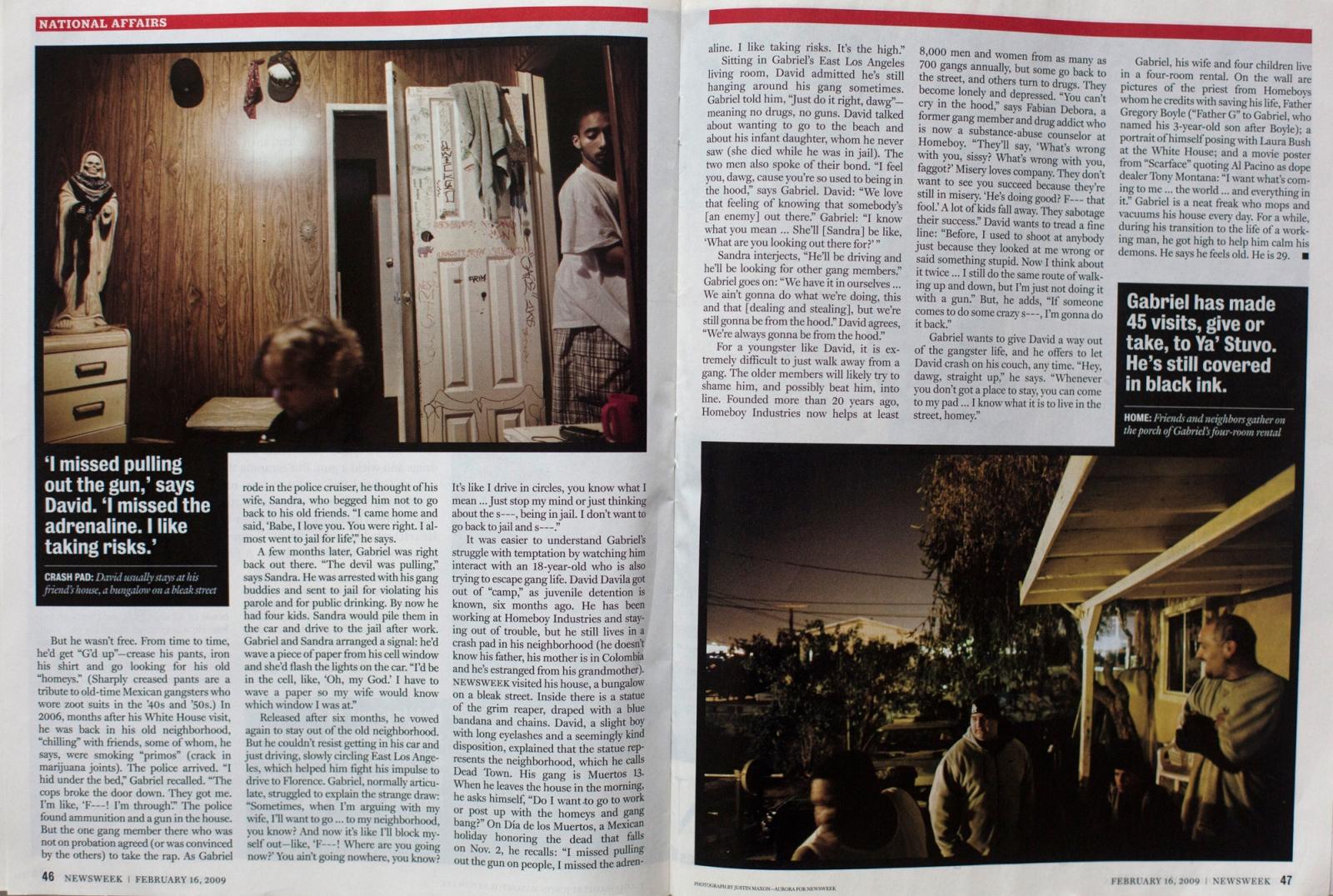 Newsweek Magazine