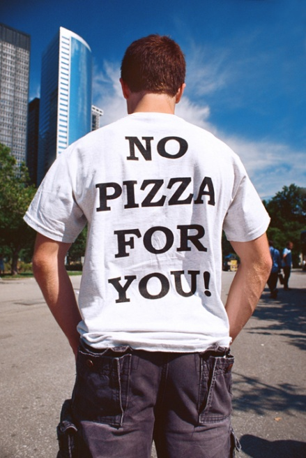 Art and Documentary Photography - Loading No Pizza for you.jpg
