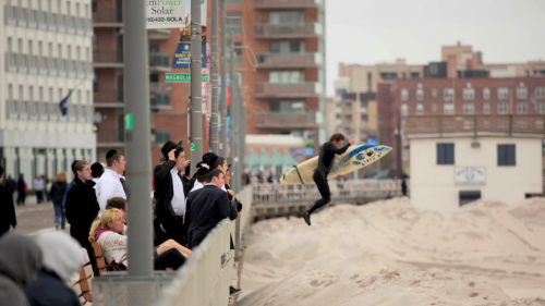 Surfing After Sandy