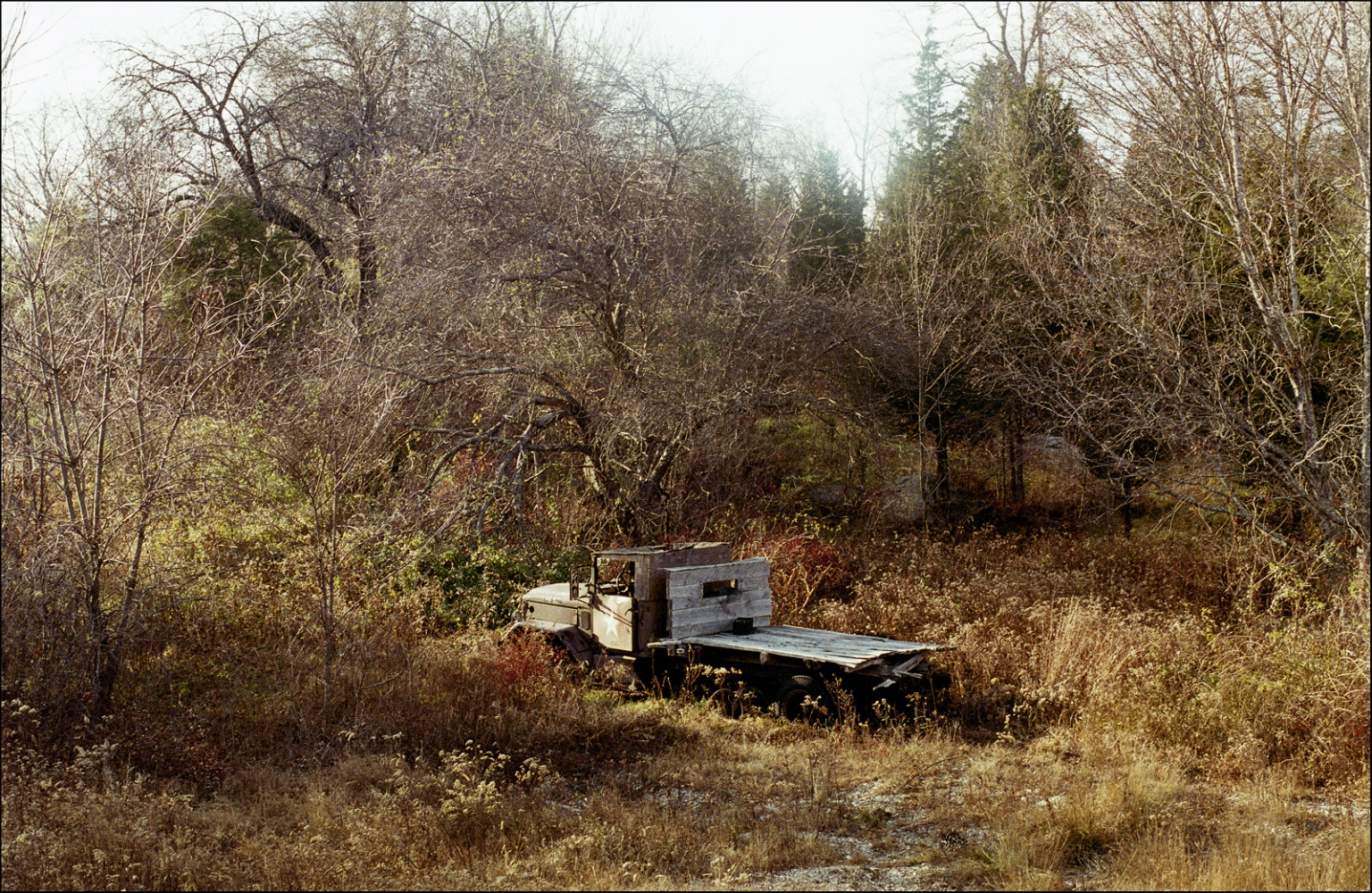Art and Documentary Photography - Loading log_truck__fall_lymect_1995_14.jpg
