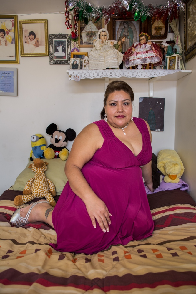"Eugenia Cayetano  is an immigrant from the state of Michoacán, México, born in a Mazahua indigenous family. Eugenia has been living in New York for 24 years and is part of a cleaning workers´ cooperative named ""Si se puede"", based in Sunset Park, Brooklyn, New York."