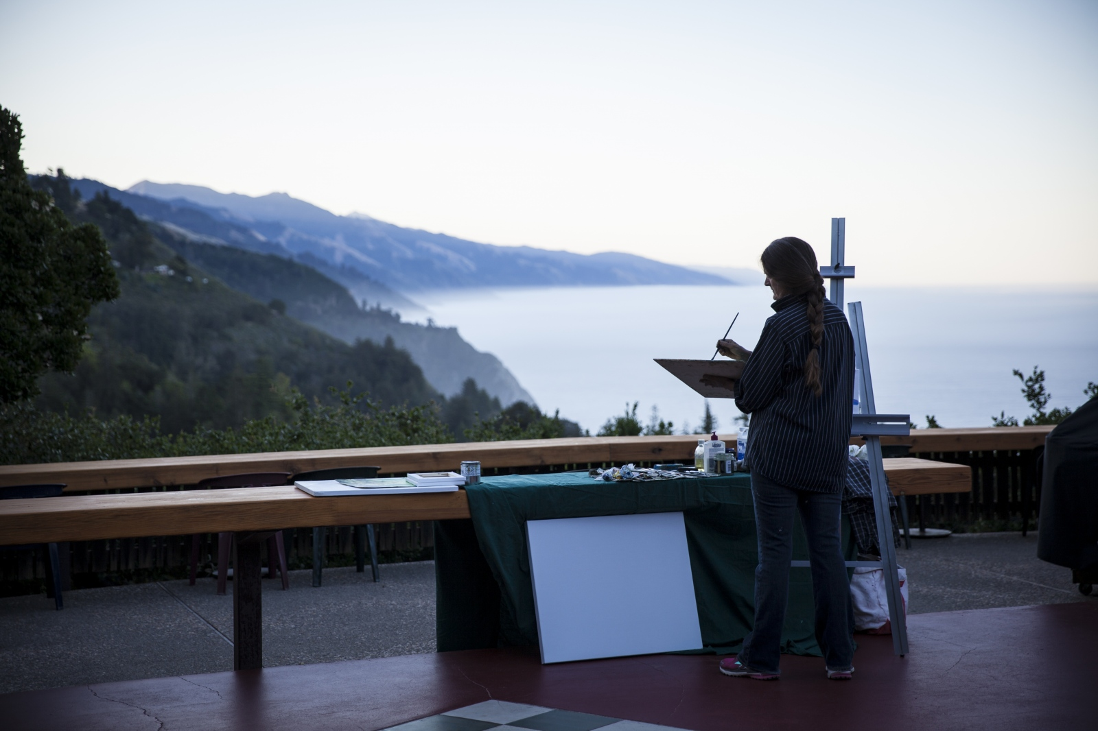 Art and Documentary Photography - Loading 86_BigSur_Rice.jpg
