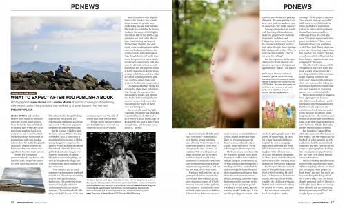 PDN's David Walker interview on photo book publishing, featuring You Are You.