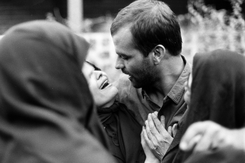 Titre : War / Tehran – Narmak Auteur : Sasan Moayyedi Année : 1990