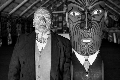 Tame Iti, A Māori activist