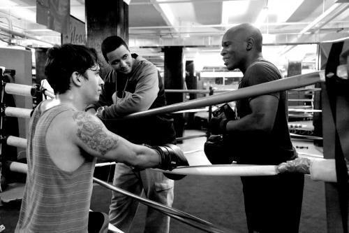 Gleason's Boxing Vets