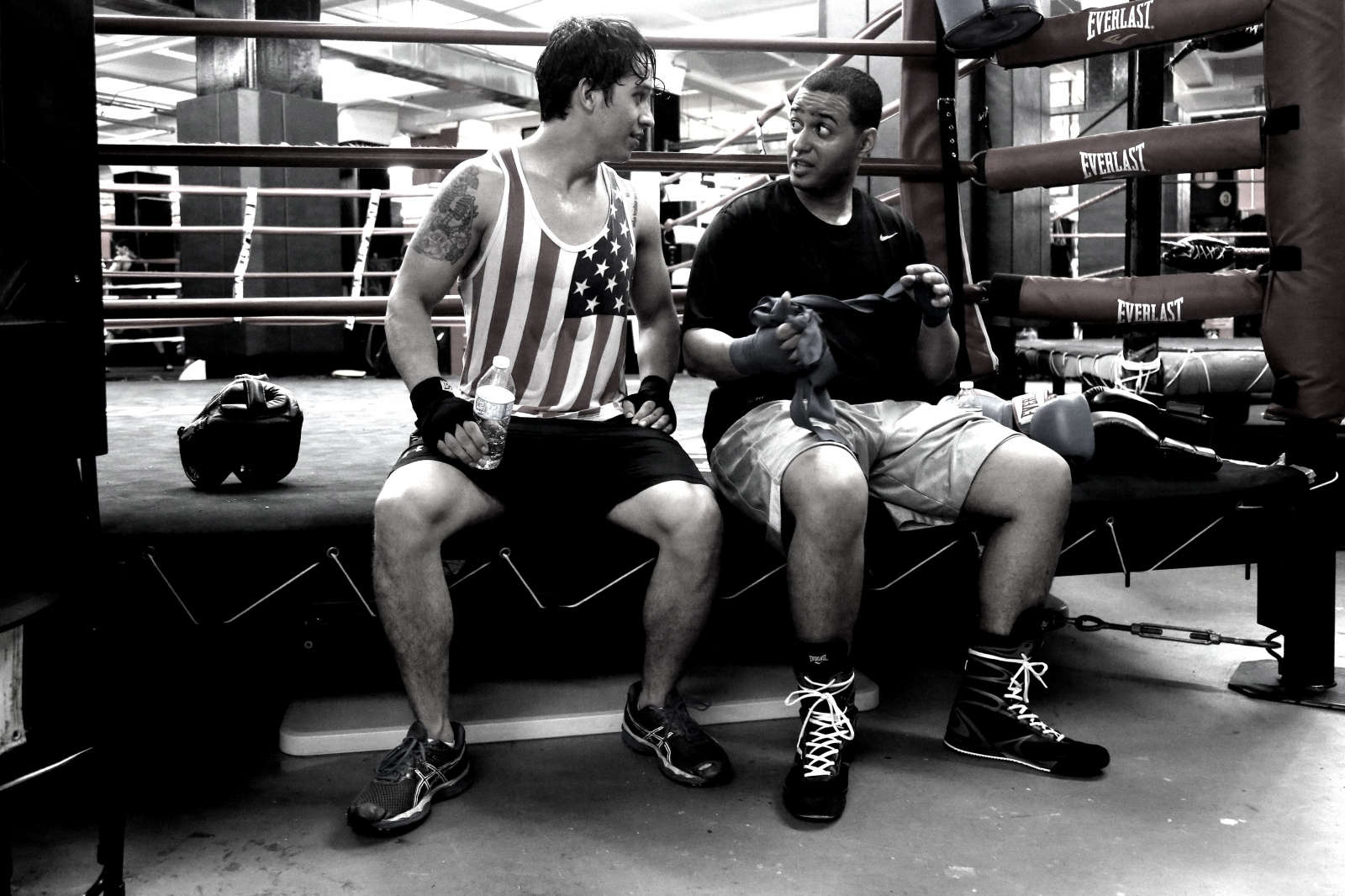 Art and Documentary Photography - Loading boxing_7.jpg