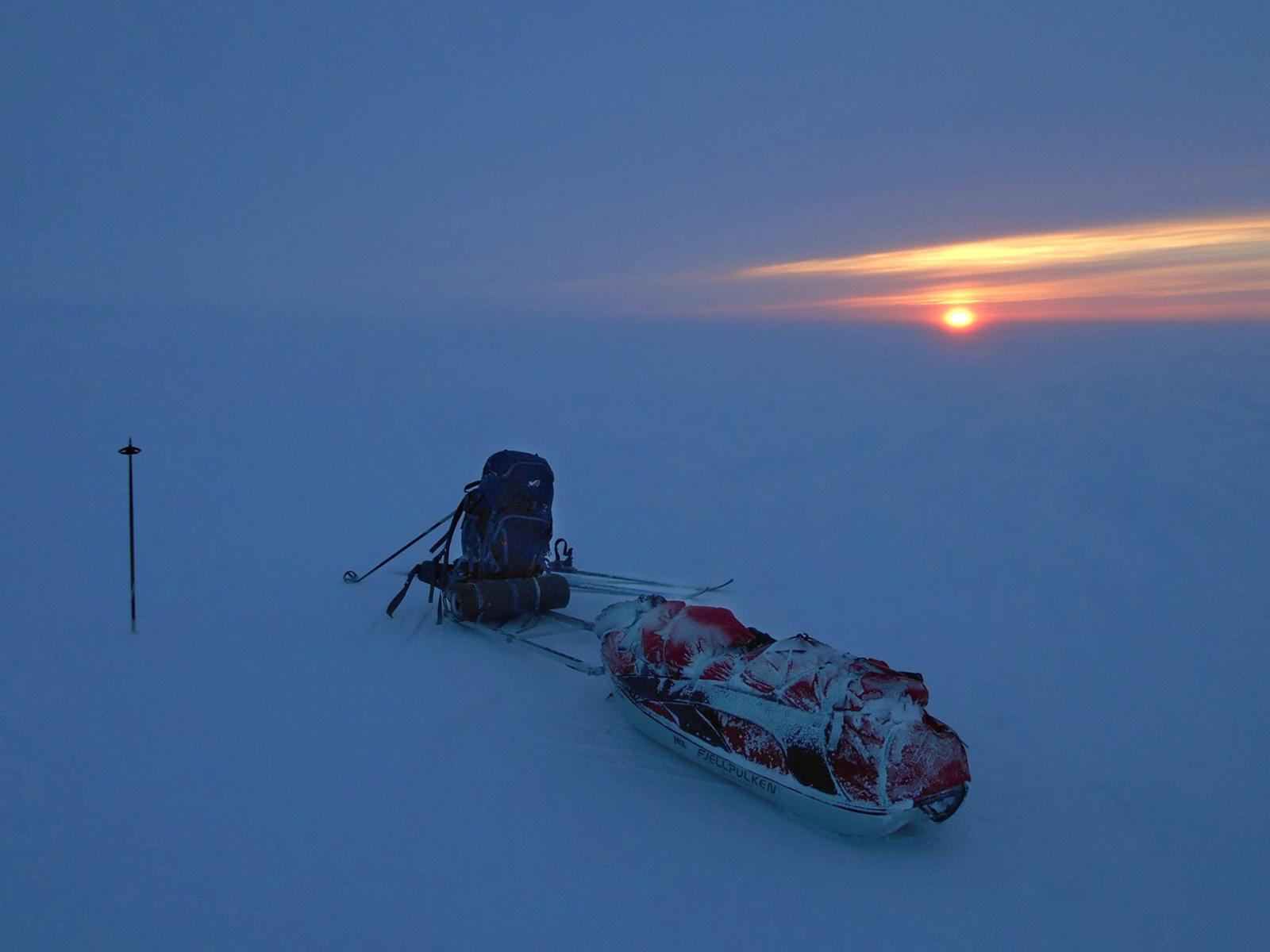 Art and Documentary Photography - Loading 15_Preparing_to_set_up_camp_on_the_Coastal_Plain_of_the_Arctic_National_Wildlife_Refuge.jpg