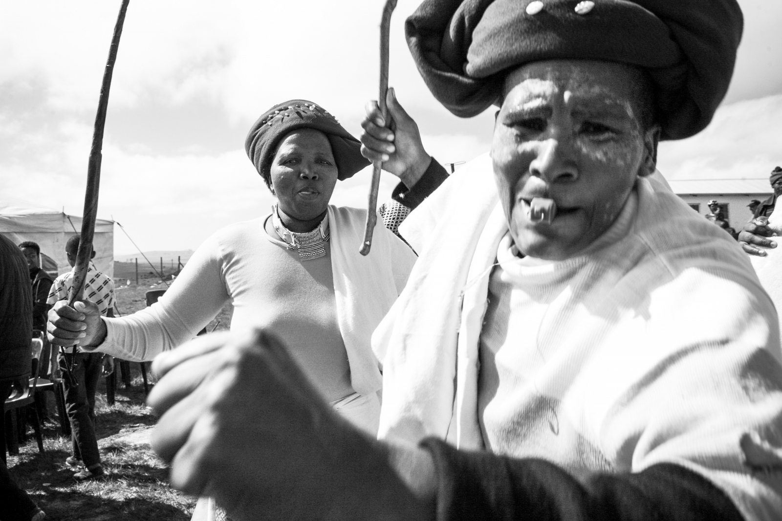 Art and Documentary Photography - Loading Nathalie_Bertrams_Sangomas_11.jpg