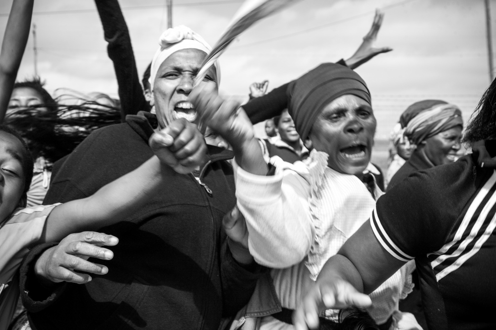 The Sangomas of Mthatha by Nathalie Bertrams