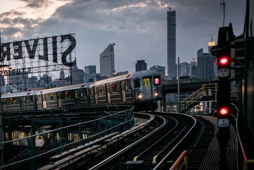 Seven Train, Queens NY