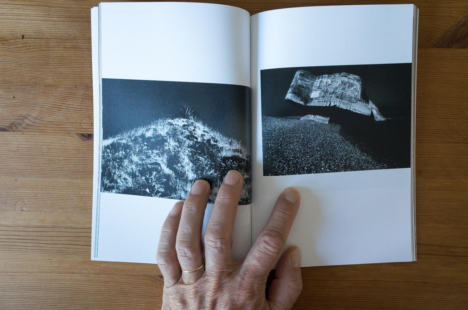 Photography image - Unheimlichkeit the book - Matthias Koch