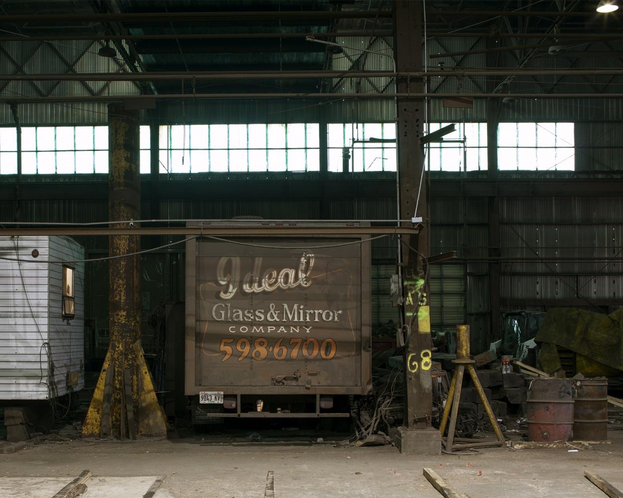 Box Truck (MWS), Hammond, IN 2013