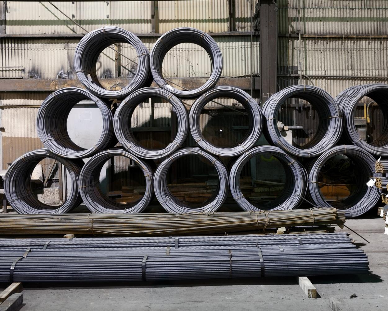Steel Re-Bar (MWS), Hammond, IN 2013
