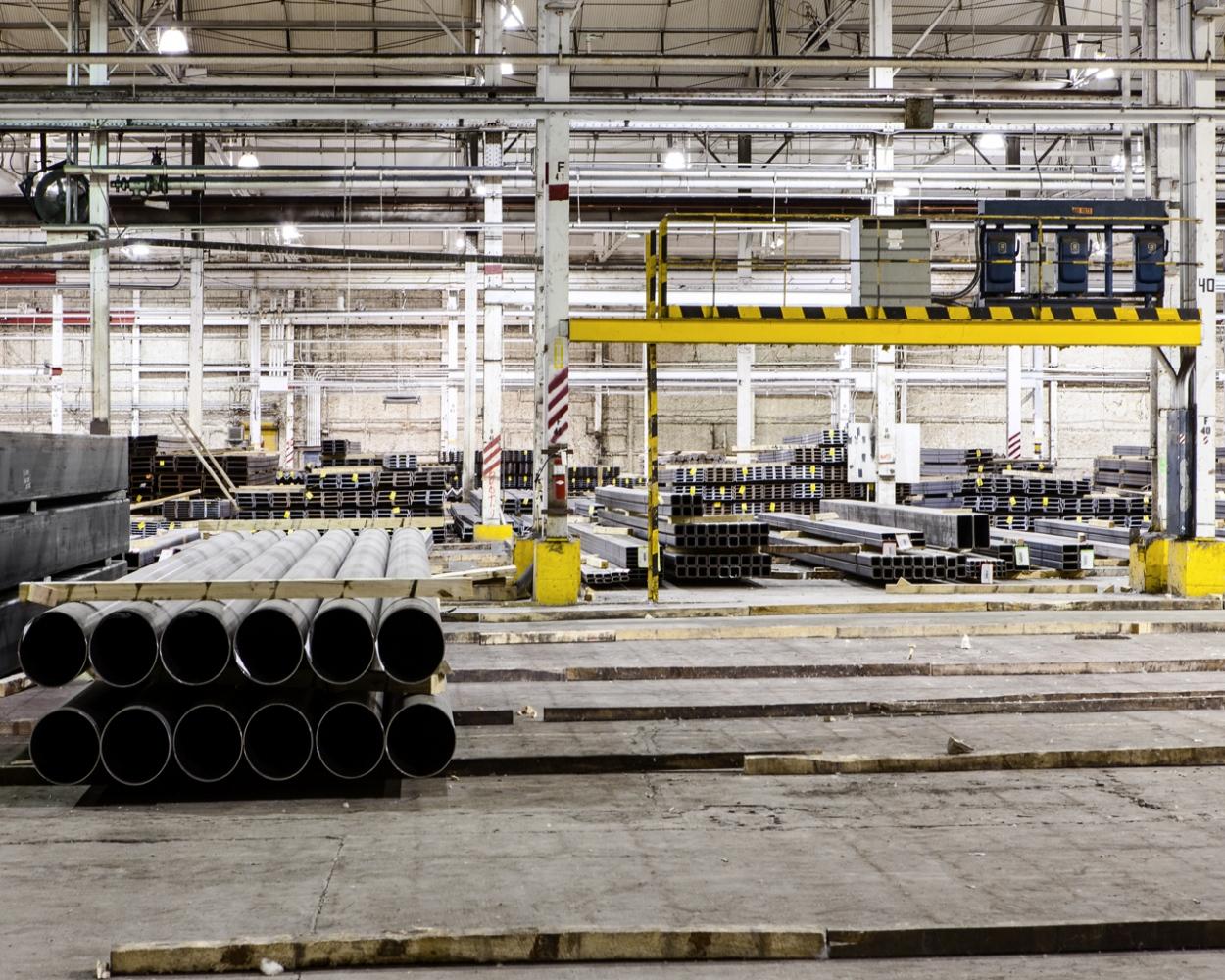 Steel Tubing (GLR), Chicago, IL  2012