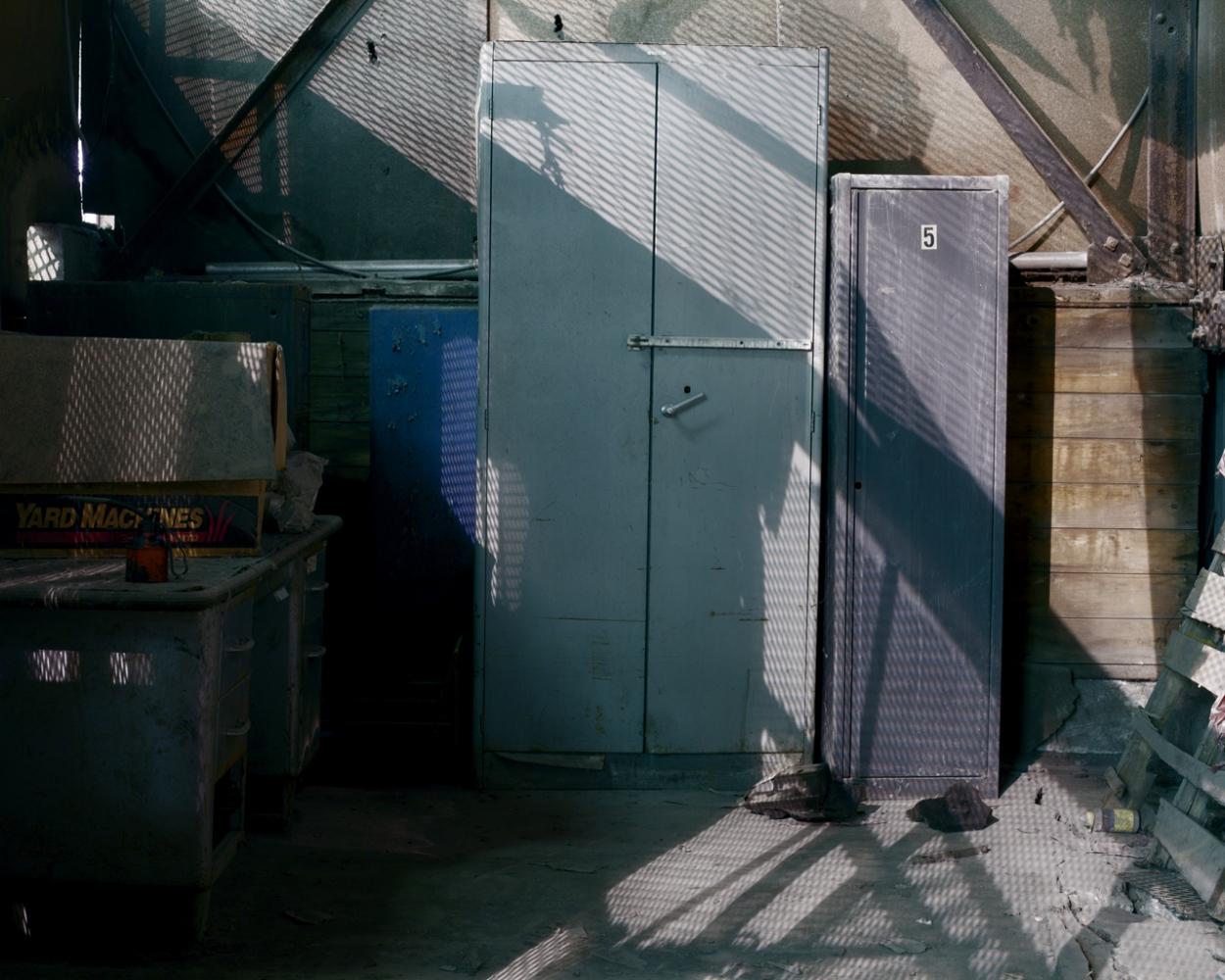 Steel Cabinets (MWS), Hammond, IN 2013