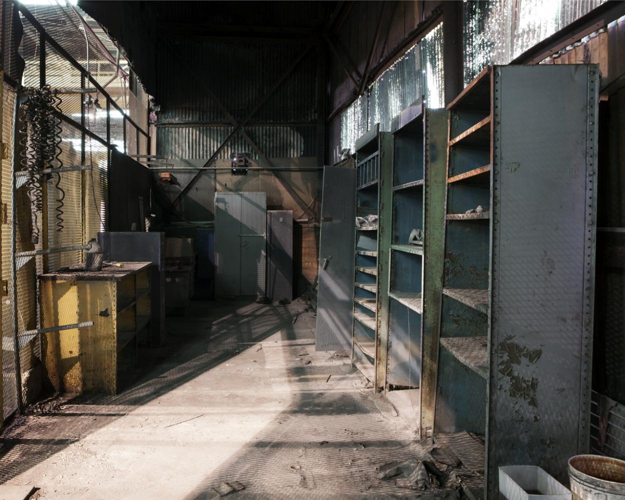 Steel Shelves (MWS), Hammond, IN 2013