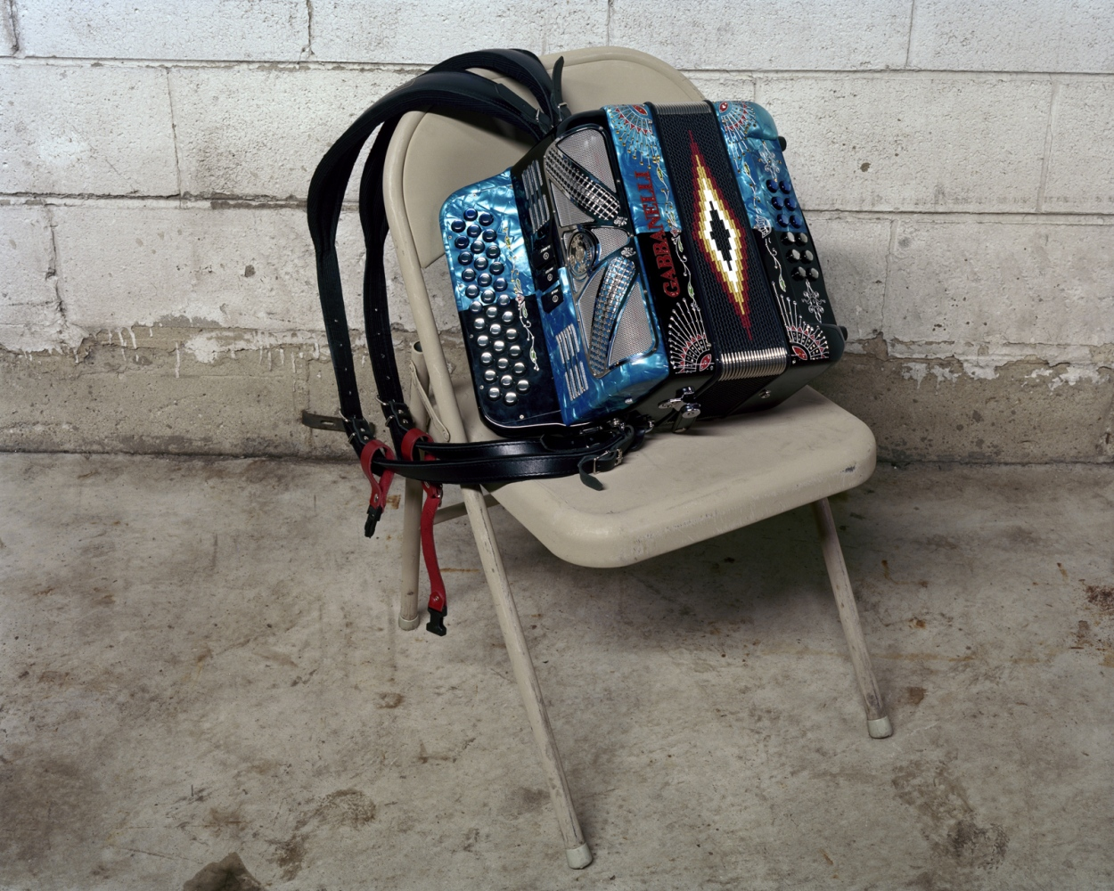 Accordion, Chicago, IL 2014