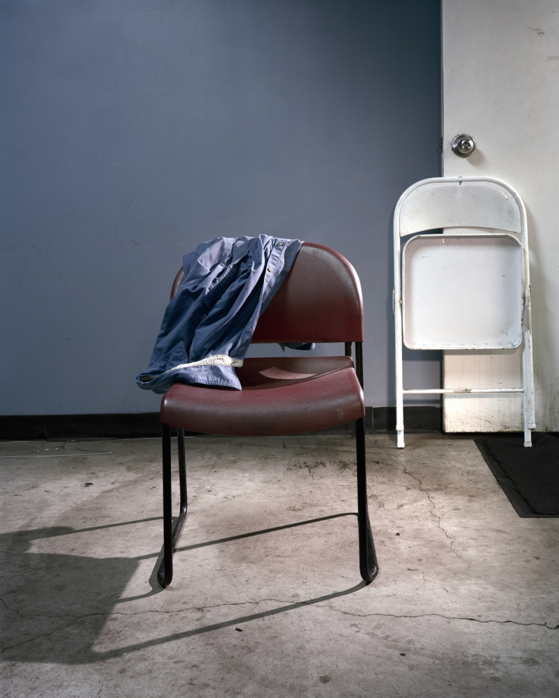 Work Shirt & Chair, Chicago, IL 2013