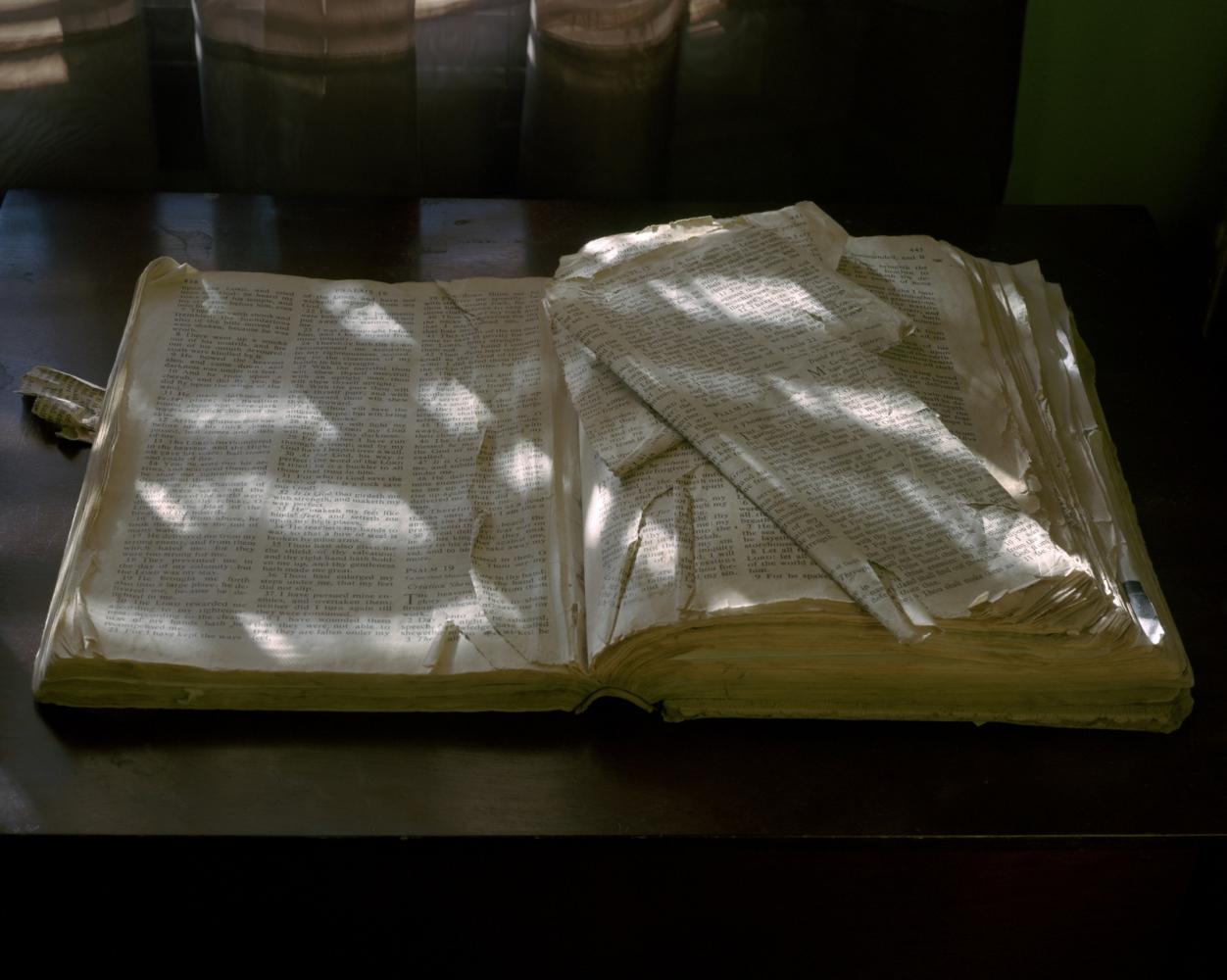 Lorraine's Bible, Dalton, IL 2014
