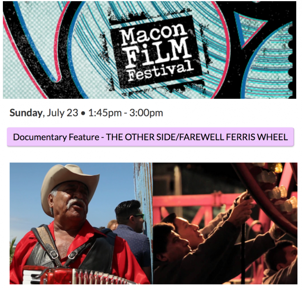 Art and Documentary Photography - Loading MAcon_Film_Fest.png
