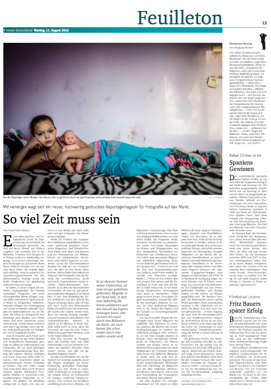Art and Documentary Photography - Loading Neues_Deutschland.png