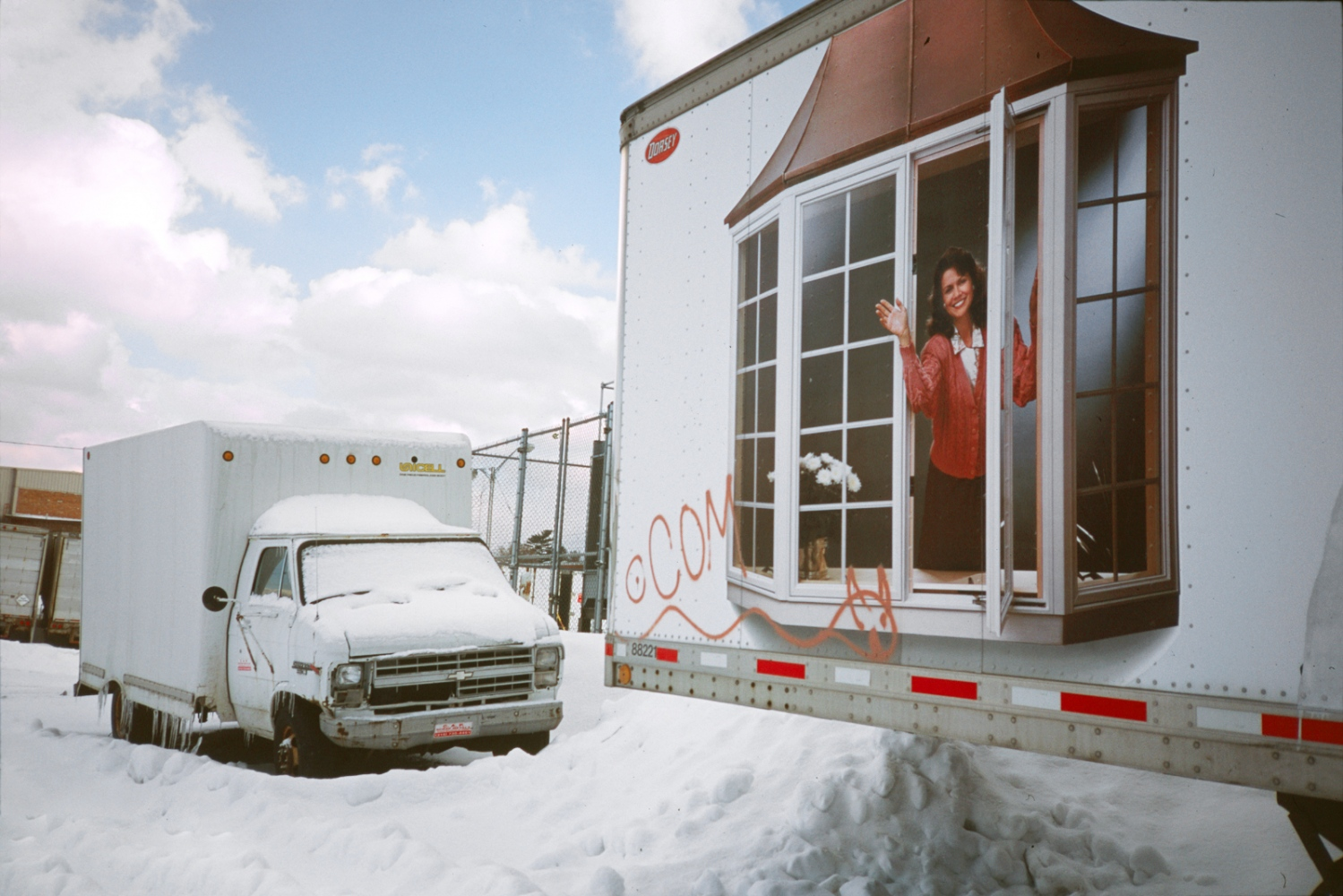Broad Street Trailer, Utica, NY