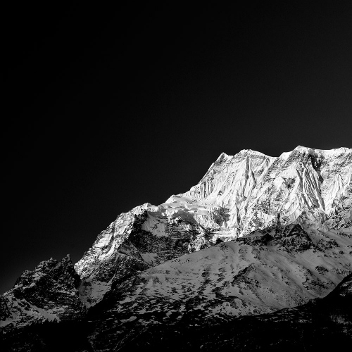 Annapurna - study XIV Nepal 2017