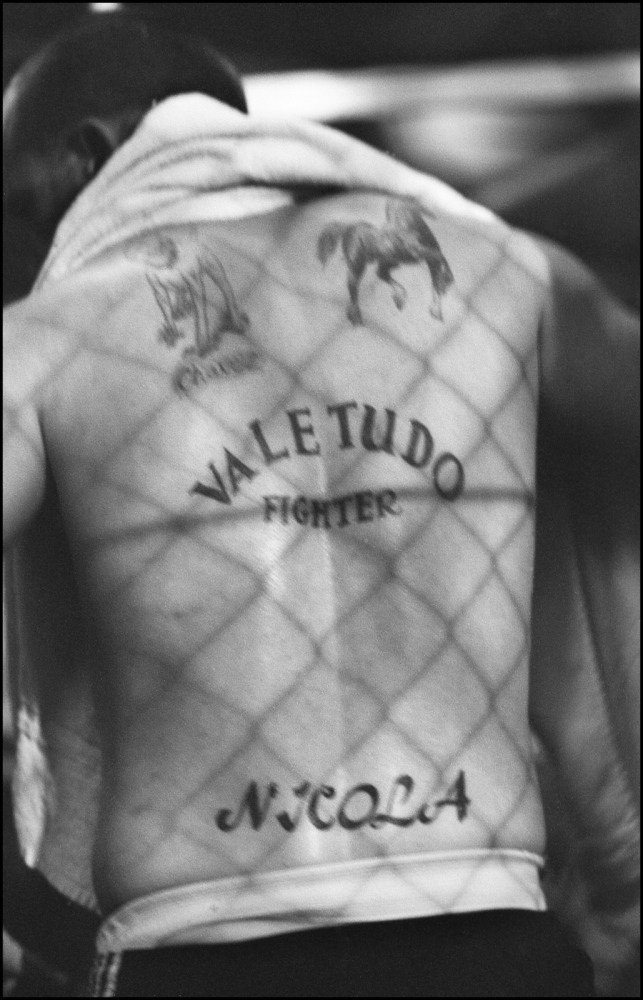 As other sports, fanatism tatooed for life.