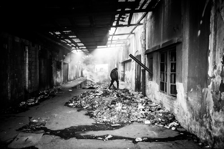 Art and Documentary Photography - Loading Warehouse02.jpg