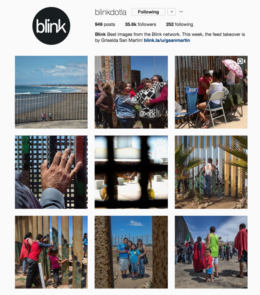 Art and Documentary Photography - Loading blink.png