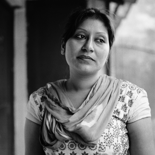Out of the Shadows; Portraits of Domestic Workers