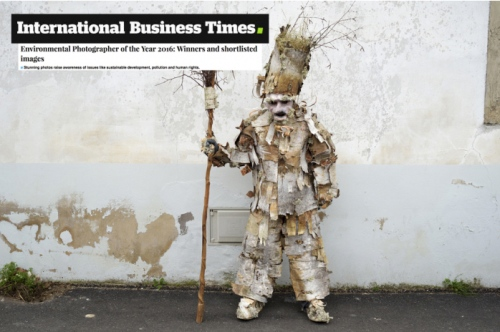 Int'l Business Times (UK)   http://www.ibtimes.co.uk/environmental-photographer-year-2016-winners-shortlisted-images-1567912