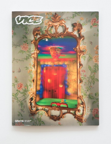 Vice Magazine_Latin America . Jul. 2017. México.