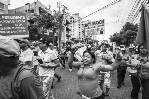Dominican Republic: March Against Impunity