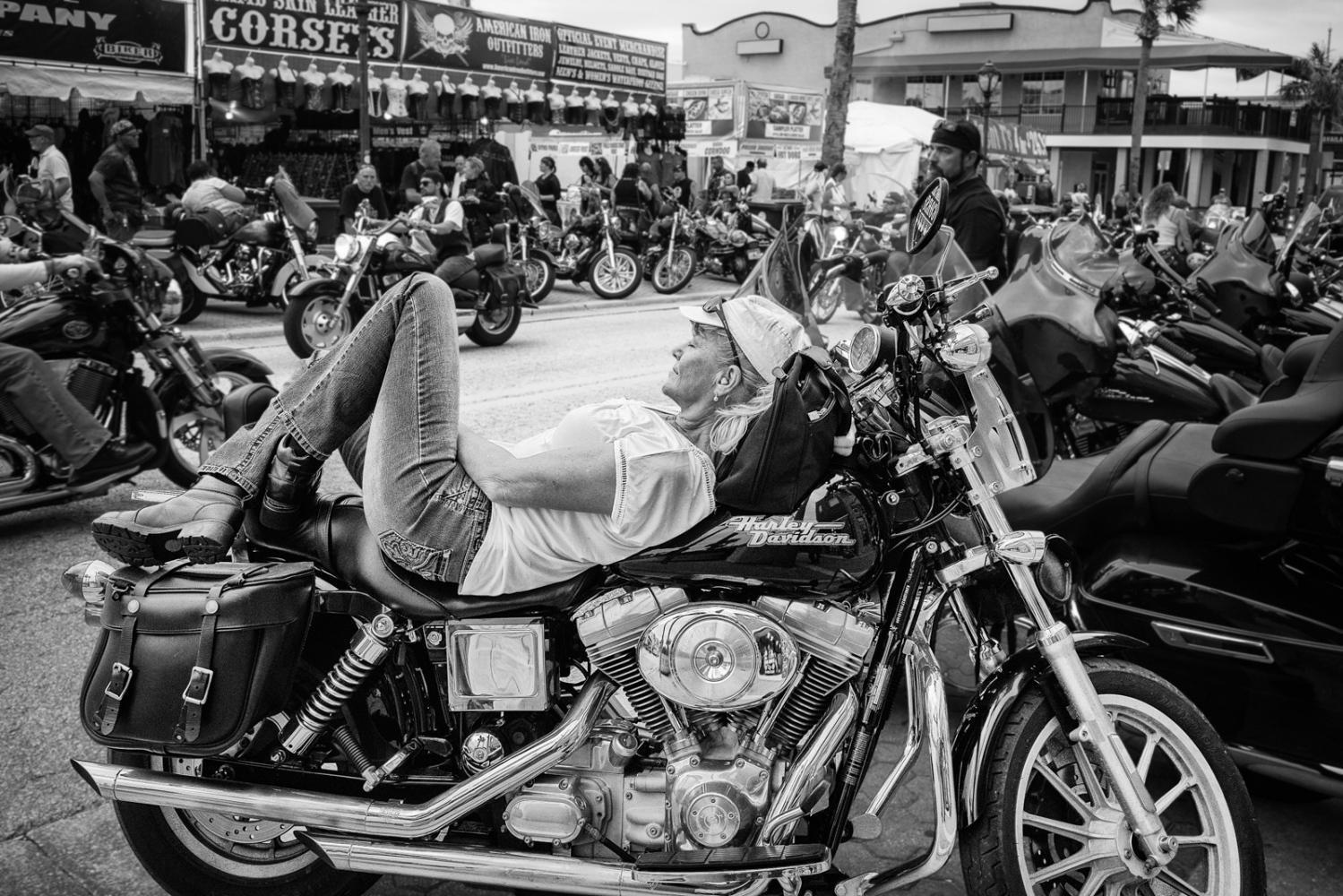 Main Street Biketoberfest, Daytona Beach, Florida