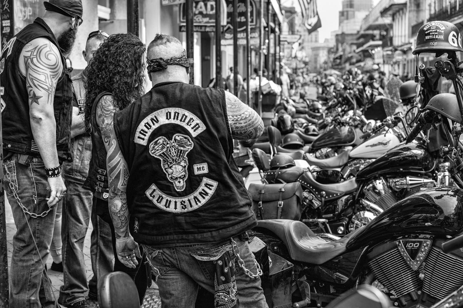 Iron Order Bourbon St. New Orleans, LA