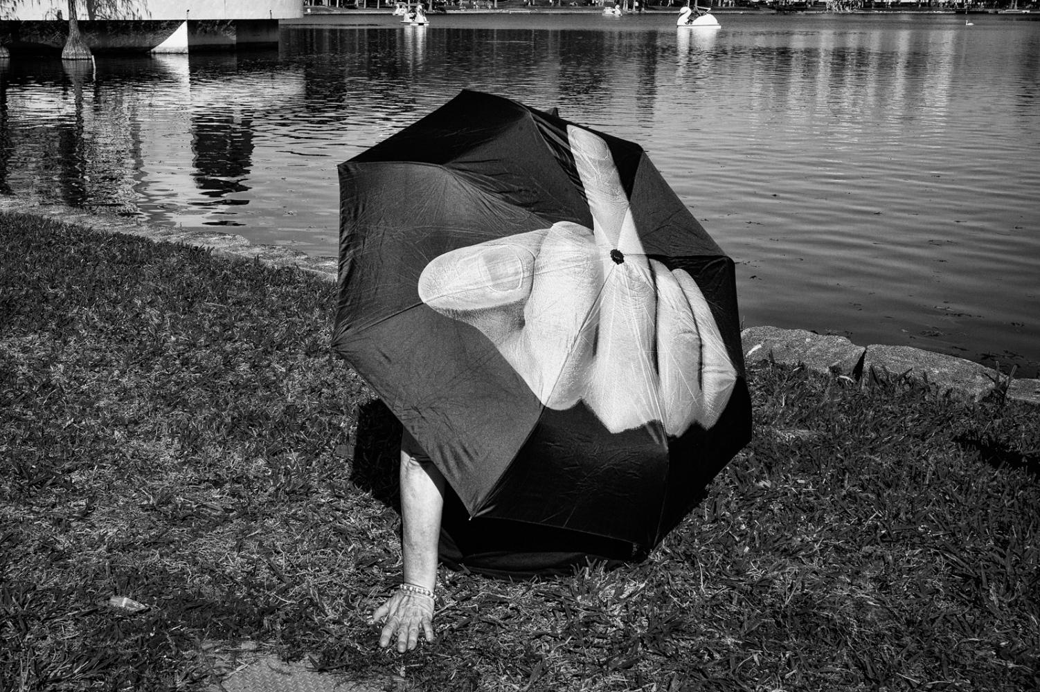 Unbrella Finger Eola Park, Orlando FL