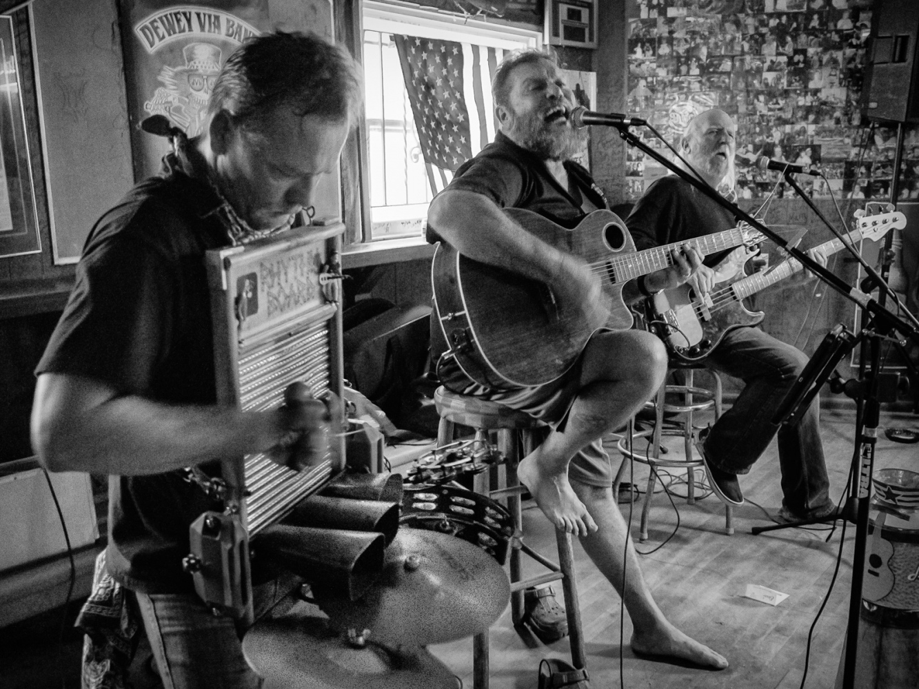 Dewy Via Band Cabbage Patch Bar, Sansula, FL