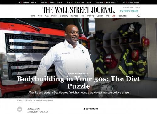 Wall Street Journal, April 2017