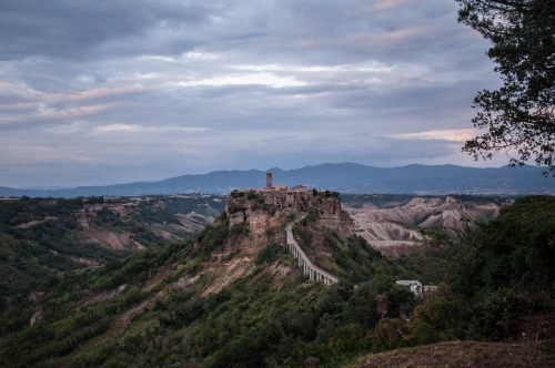 Civita di Bagnoregio - The city that is dying