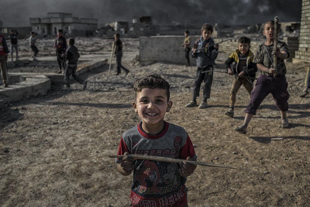 Art and Documentary Photography - Loading ___photo_Juan_Carlos_Future_Iraqi_Fighters_001.JPG