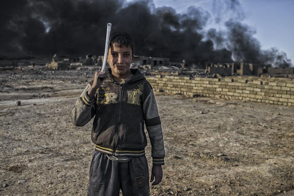 Art and Documentary Photography - Loading ___photo_Juan_Carlos_Future_Iraqi_Fighters_002.JPG